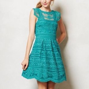 Dress, OOp, Anthropologie